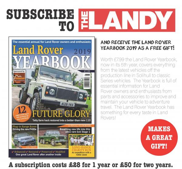 The Landy Subs new offer 2019