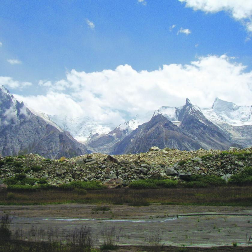 Karakorum Gilgit by Black Zero